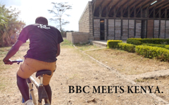 BBC in Kenya
